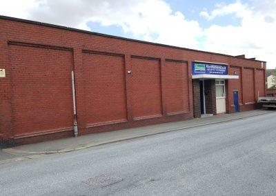 Before - Harrisons - Accrington
