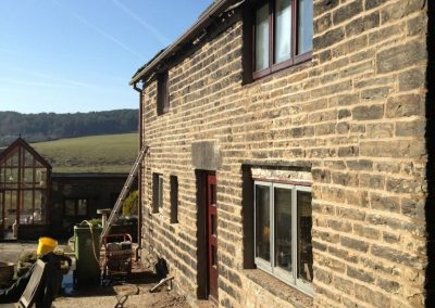 Stone Re-pointing Bury