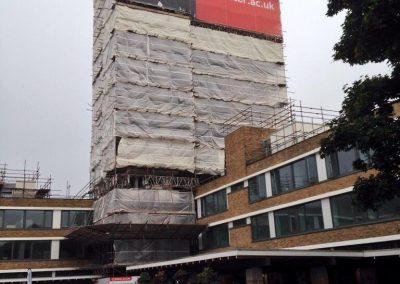 Lancaster University - Bowland Tower