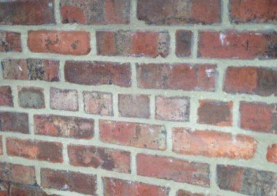 Brickwork Lime Re-pointing